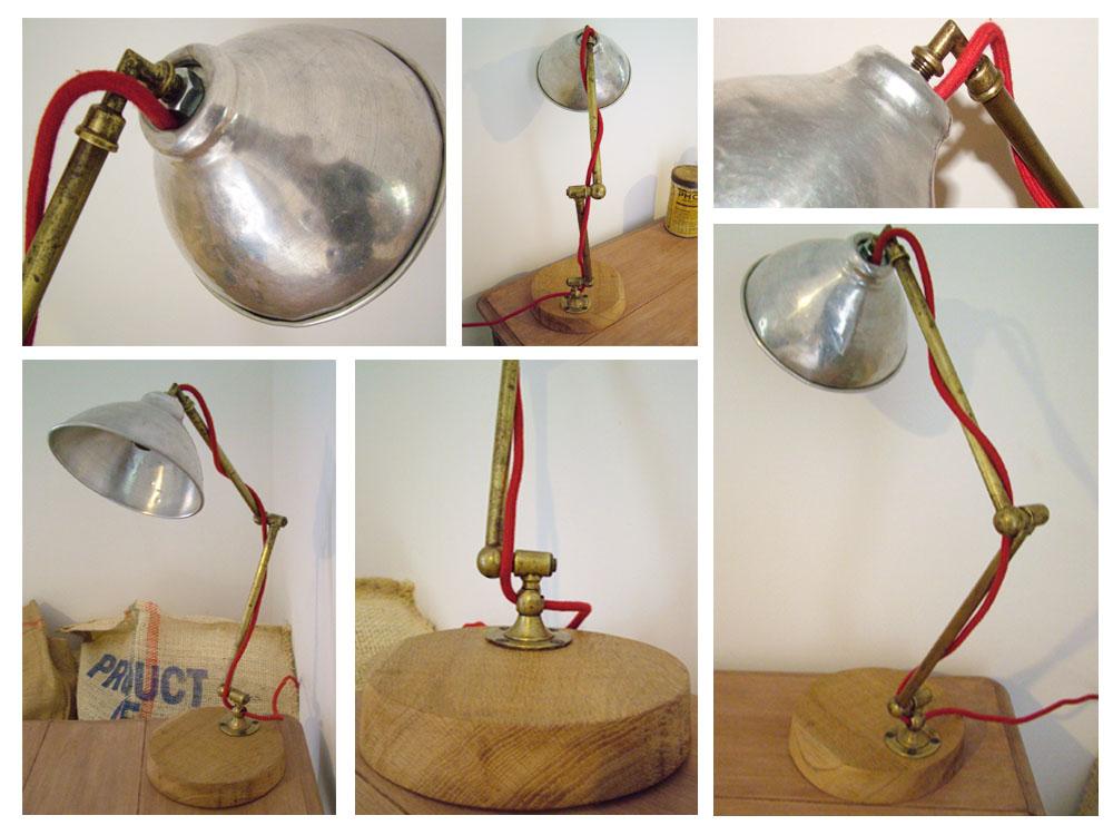 Lampe Lampe – Rétro CréationL'afterbroc CréationL'afterbroc Rétro Artisanale Rétro – Lampe Artisanale Artisanale – dBsQrthCx